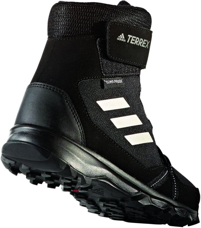 adidas TERREX Snow Chaussures montantes Enfant, core blackchalk whitegrey four